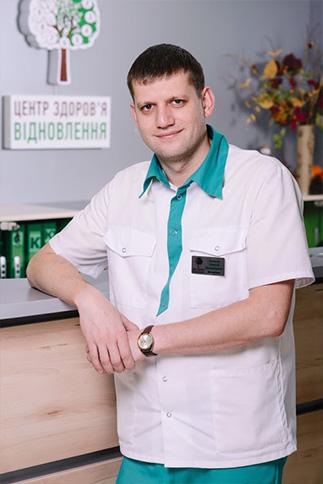 Казаков Алексей Валерьевич Вертебролог