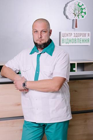 Степанов Александр Анатольевич Ортопед-травматолог