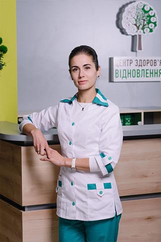 Хренова Елена Анатольевна Дерматолог