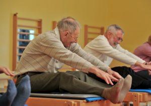 физкультура для престарелых
