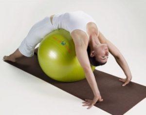 упражнение для снятие боли в спине и пояснице