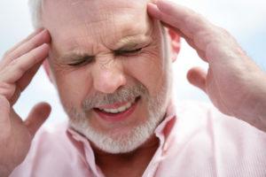 инсульт и головные боли