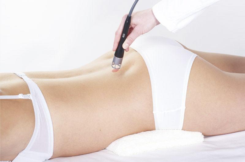 лазерная терапия на пояснице и спине