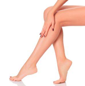 ножки женские уход