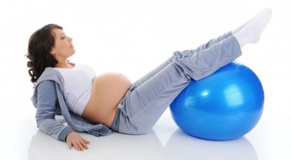 физкультура для беременных6
