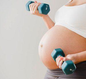 физкультура для беременных2