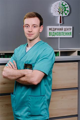 Атаманчук Евгений Викторович Реабилитолог