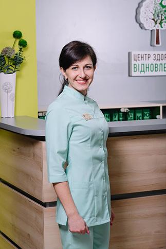 Добровольская Нина Степановна