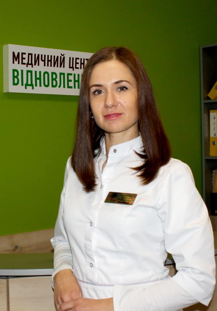 Хренова Олена