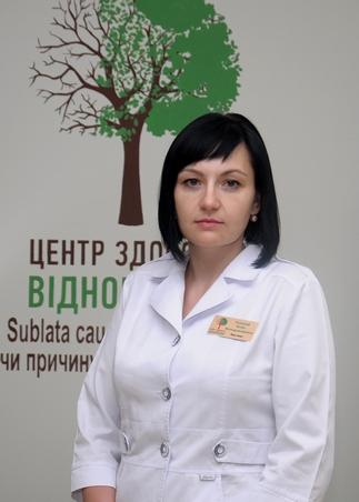Талалай Юлия Владимировна