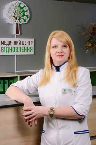 Тимощук Валентина Сергеевна