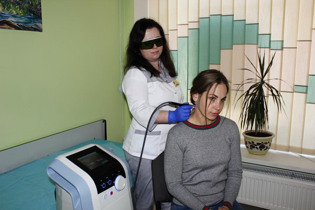 лазерна терапія