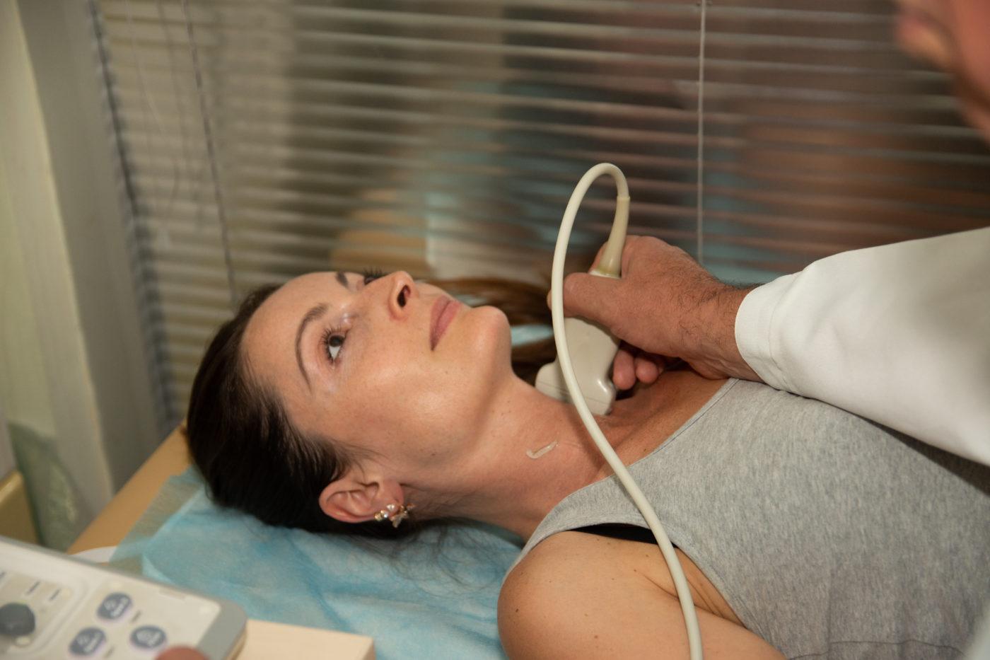 УЗД молочних залоз, УЗД судин, УЗД щитовидної залози судин
